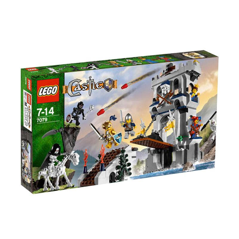 LEGO Drawbridge Defense 7079 Mainan Anak