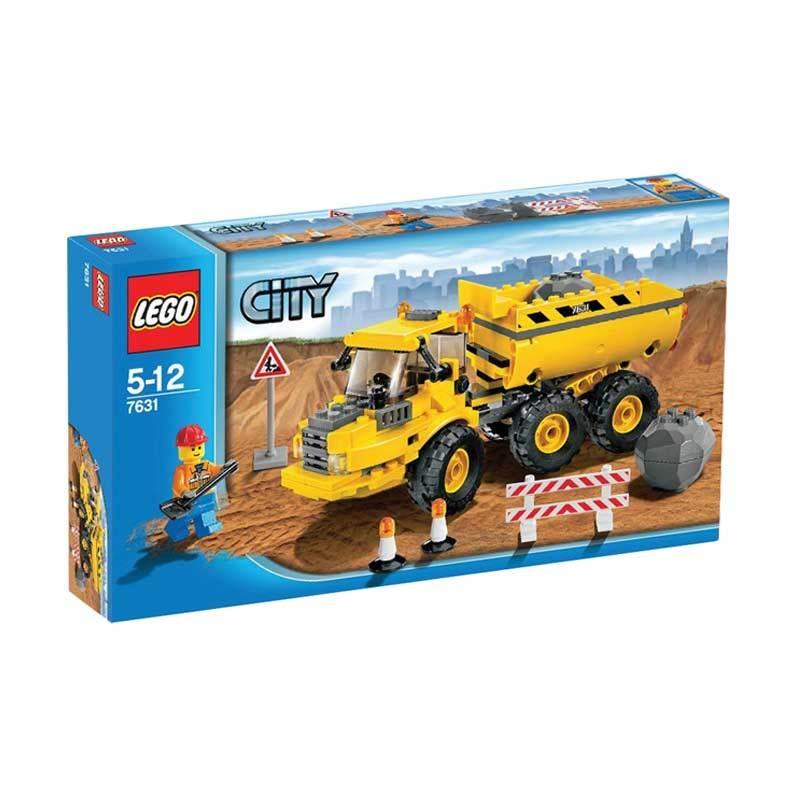 Lego Dump Truck 7631 Mainan Anak