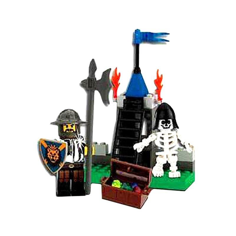 LEGO Dungeon 4817 Mainan Anak