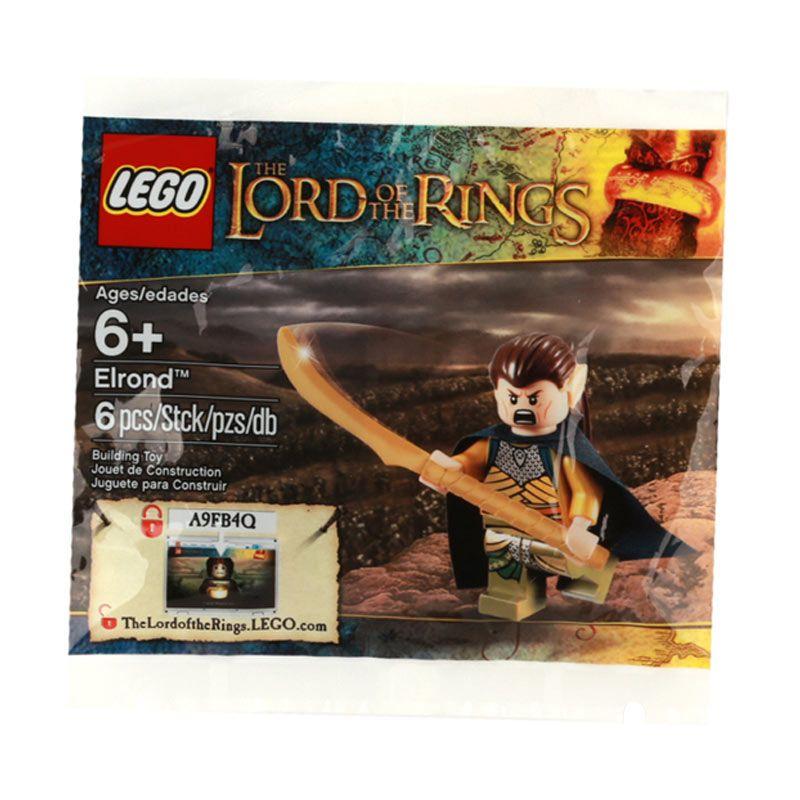 LEGO Elrond 5000202 Mainan Anak