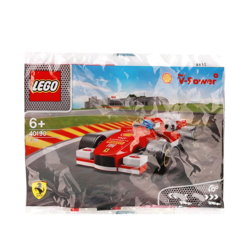 Lego Ferrari F138 40190 Mainan Anak
