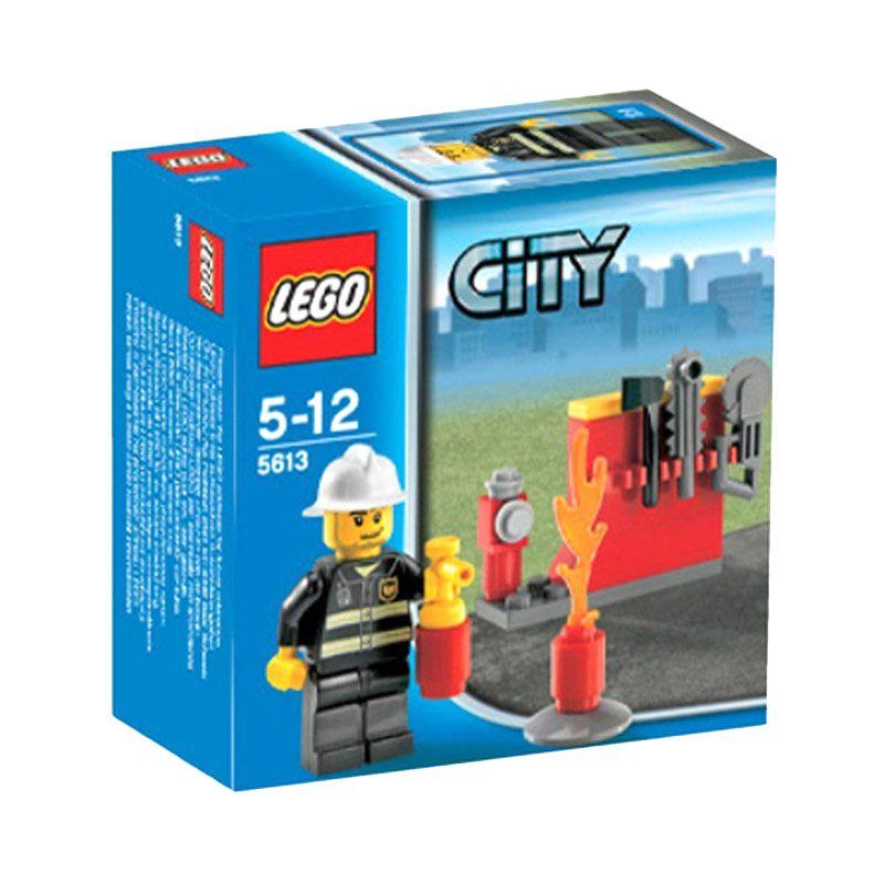 LEGO Firefighter 5613 Mainan Anak