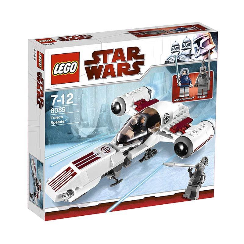 Lego Freeco Speeder 8085 Mainan Anak