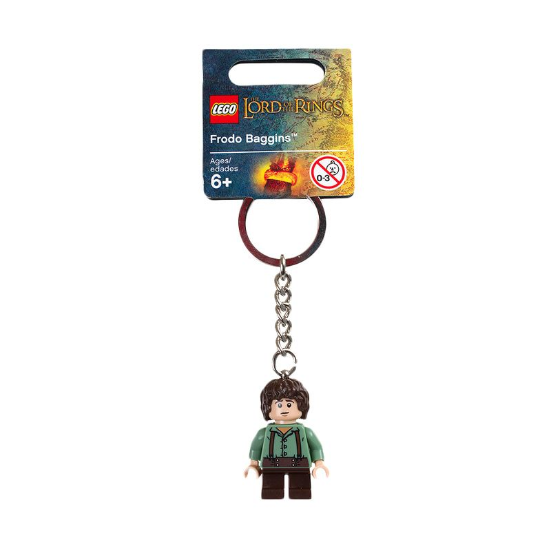 Lego Frodo Baggins L850674 Gantungan Kunci