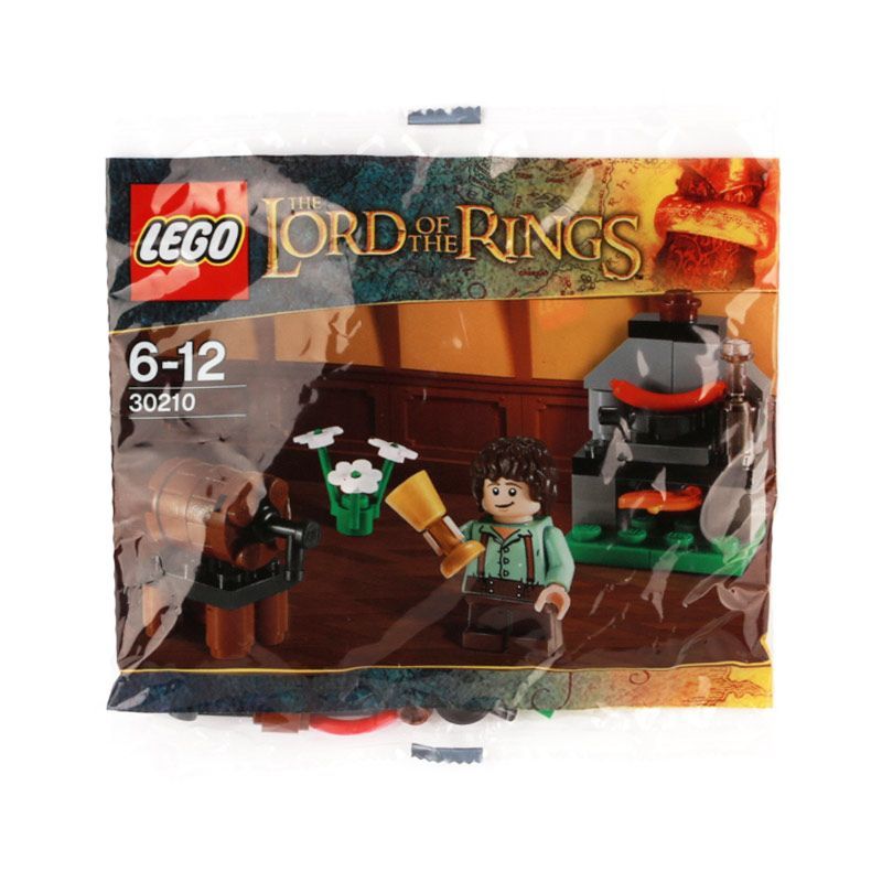 Lego Frodo With Cooking Corner 30210 Mainan Anak