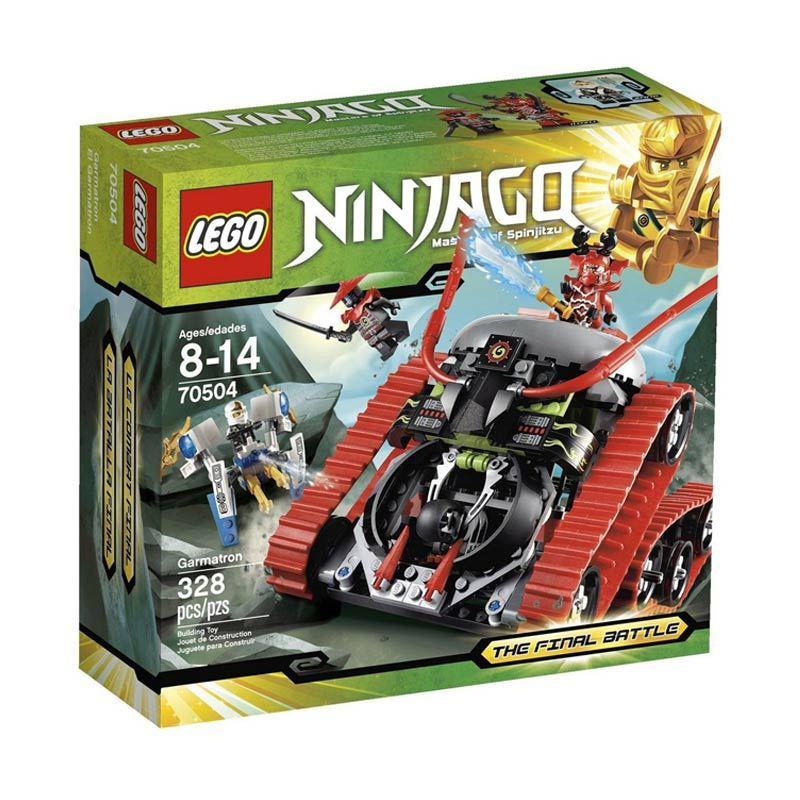 Lego Garmatron L70504 Mainan Anak