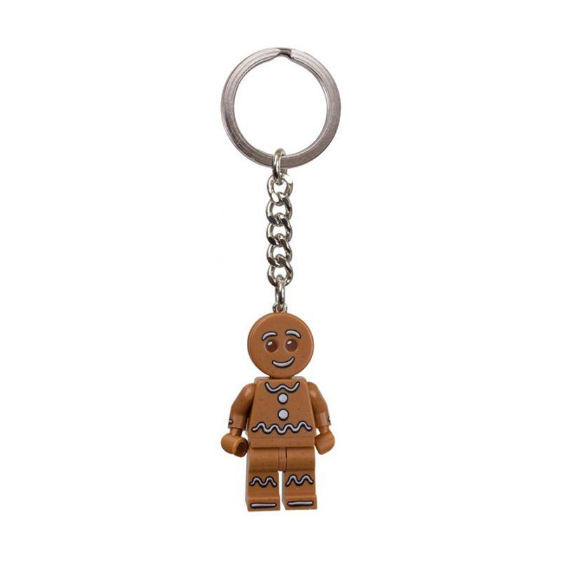Lego Gingerbread Man 851394 Gantungan Kunci