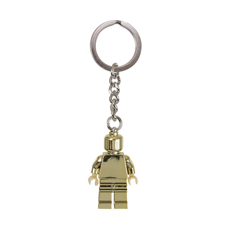 Lego Gold Minifigure 850807 Gantungan Kunci