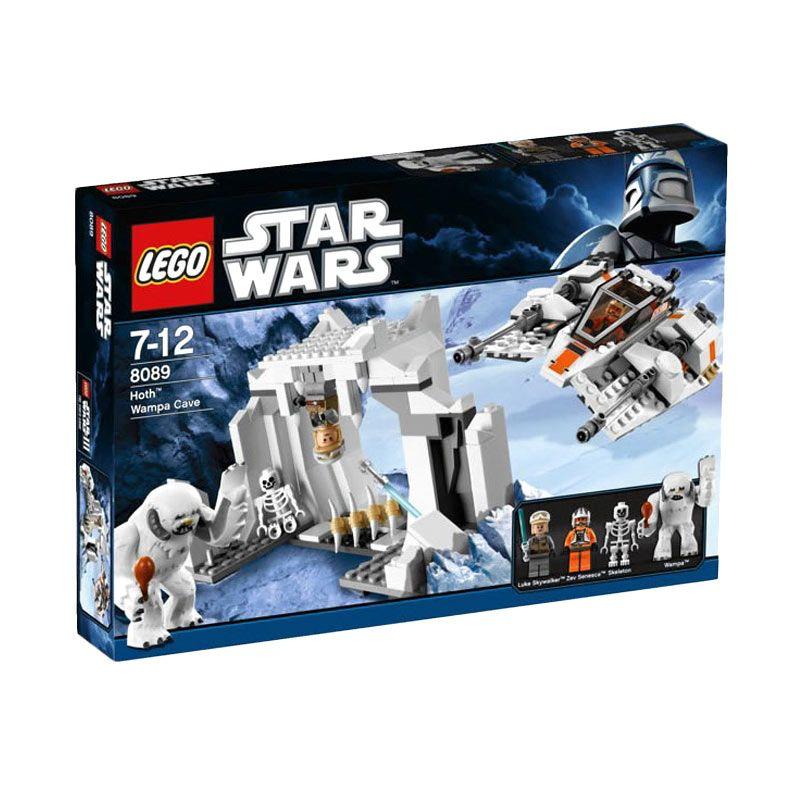Lego Hoth Wampa Cave 8089 Mainan Anak