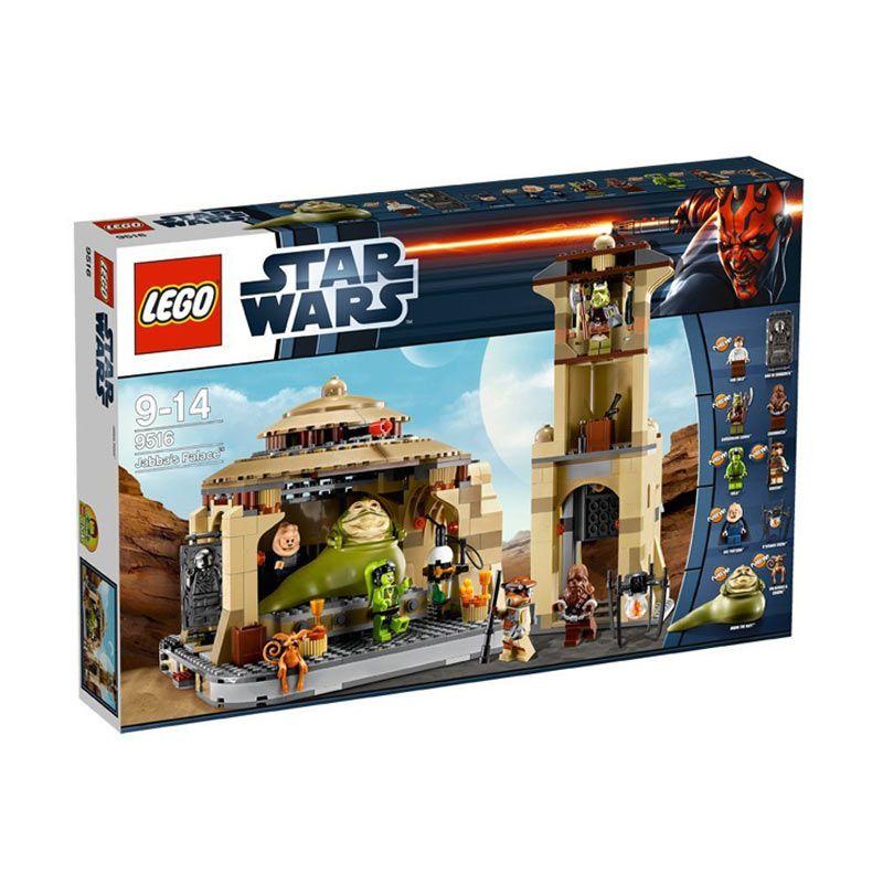 Lego Jabba's Palace L9516 Mainan Anak