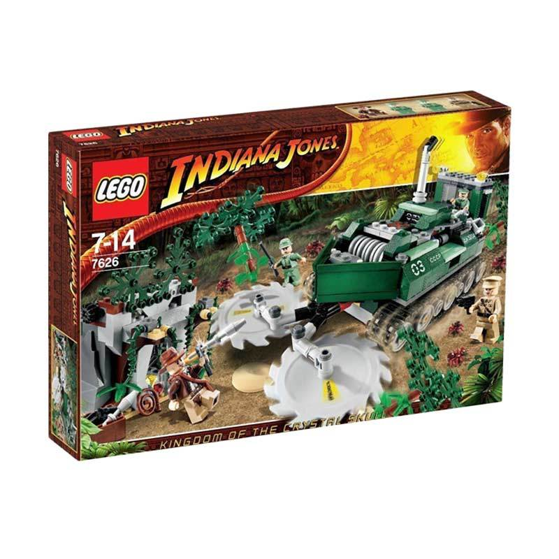 Lego Jungle Cutter 7626 Mainan Anak