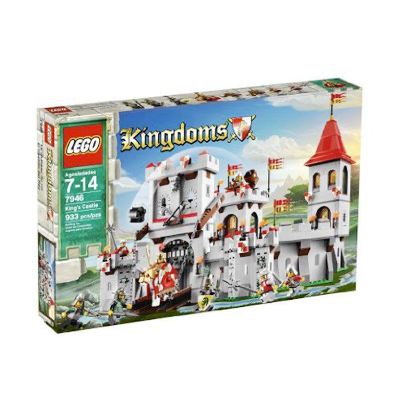 Lego King's Castle 7946 Mainan Anak