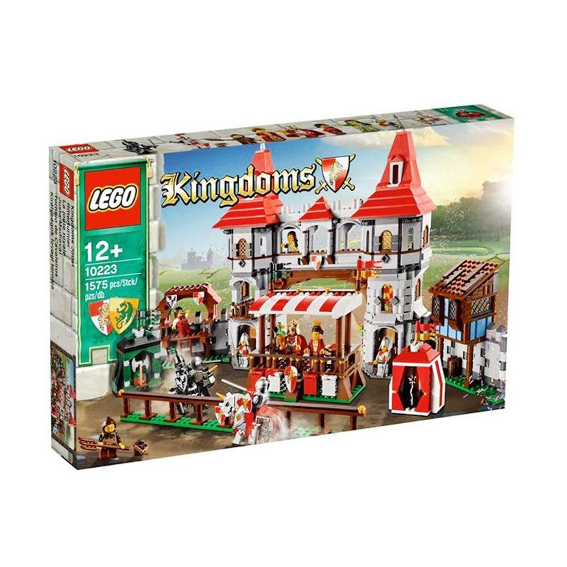 Lego Kingdoms Joust 10223 Mainan Anak