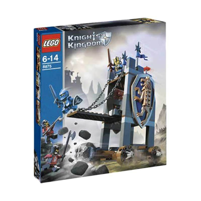 Lego King'S Siege Tower 8875 Mainan Anak