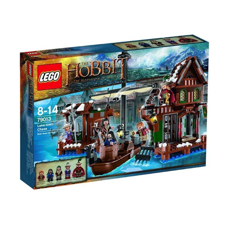 LEGO Lake Town Chase 79013 Mainan Anak