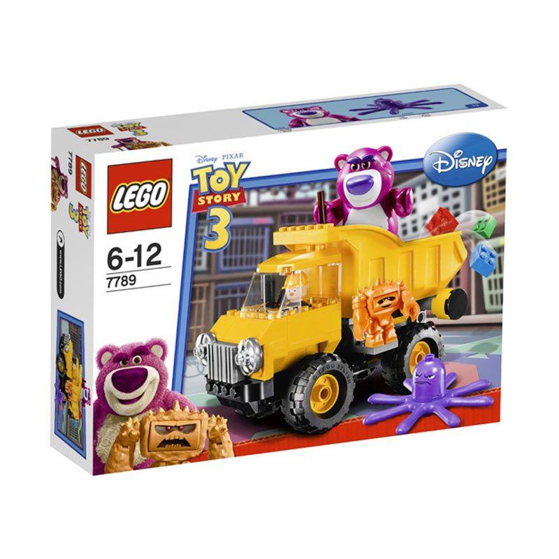 Lego Lotso's Dump Truck 7789 Mainan Anak