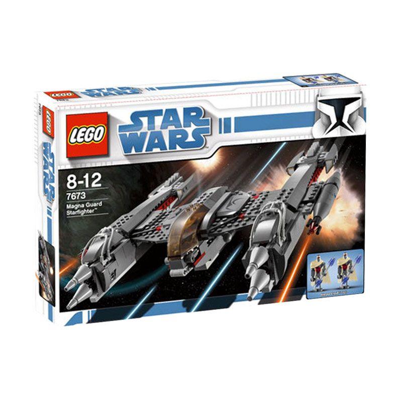 Lego MagnaGuard Starfighter 7673 Mainan Anak