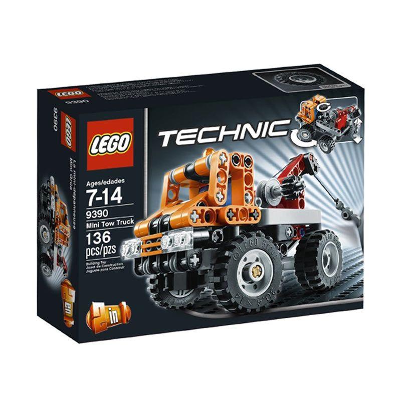 Lego Mini Tow Truck L9390 Mainan Anak