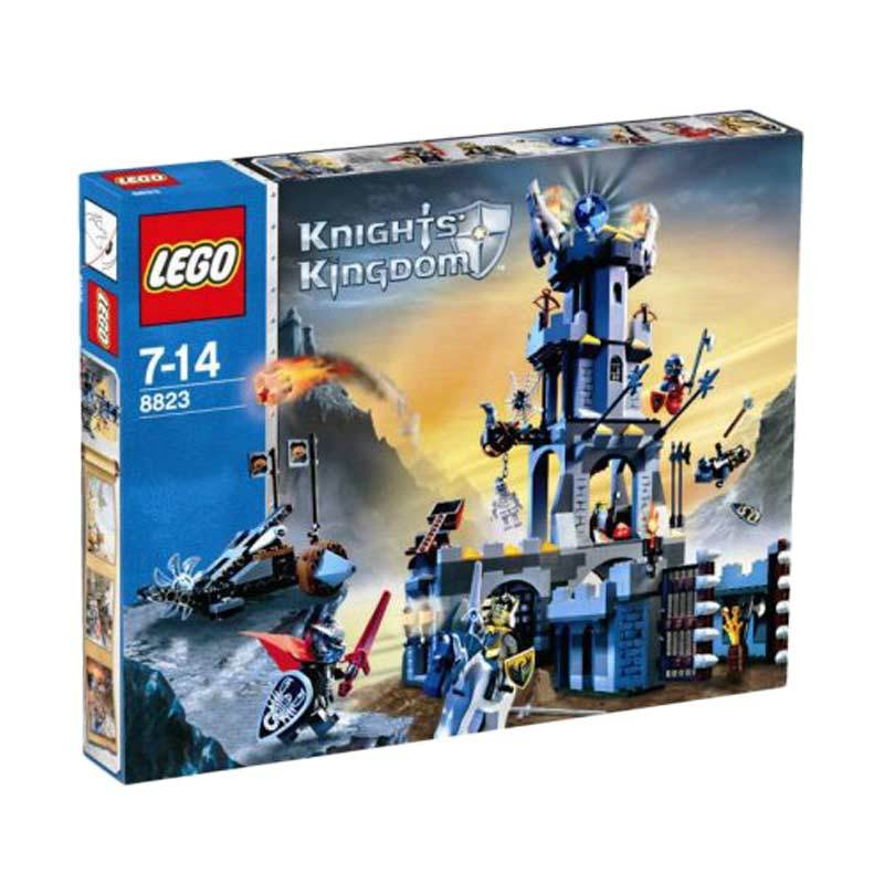 Lego Mistlands Tower 8823 Mainan Anak