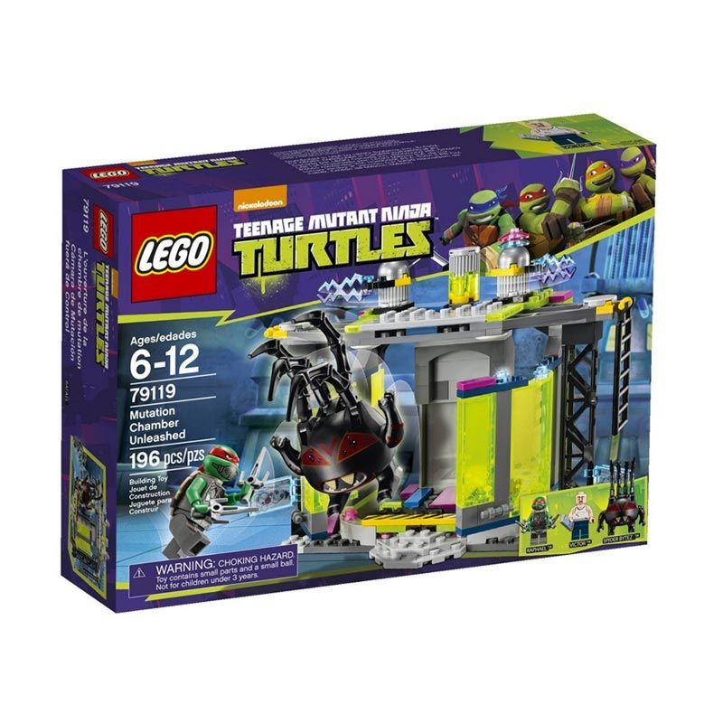 Lego Mutation Chamber Unleashed 79119 Mainan Anak