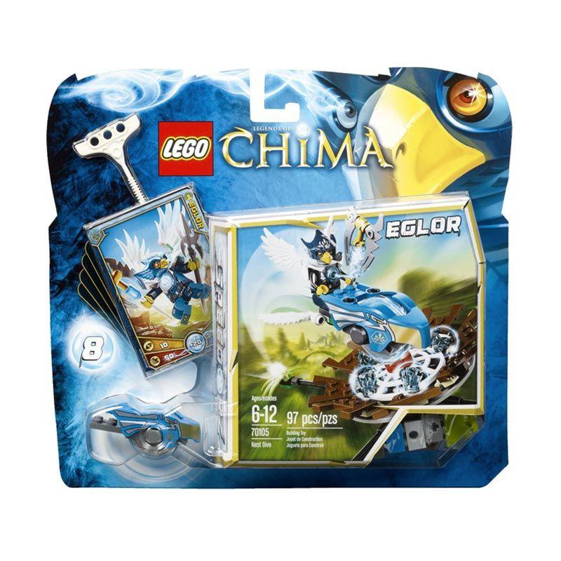 LEGO Nest Dive L70105 Mainan Anak