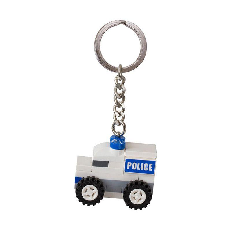 Lego Polica Car Bag Charm 850953 Gantungan Kunci