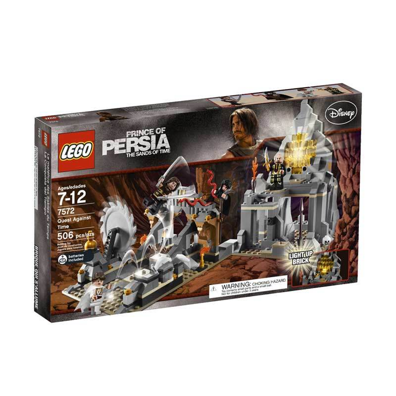 Lego Quest Against Time 7572 Mainan Anak