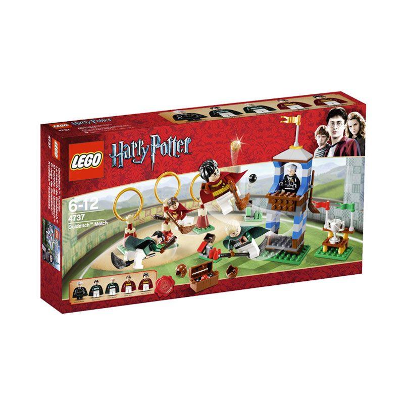 LEGO Quidditch Match 4737 Mainan Anak