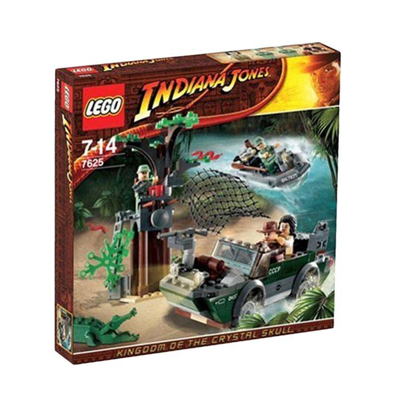 Lego River Chase 7625 Mainan Blok dan Puzzle
