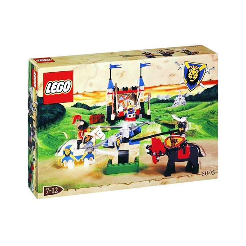 LEGO Royal Joust 6095 Mainan Anak