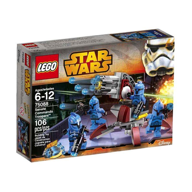 LEGO Senate Commando Troopers 75088 Mainan Anak