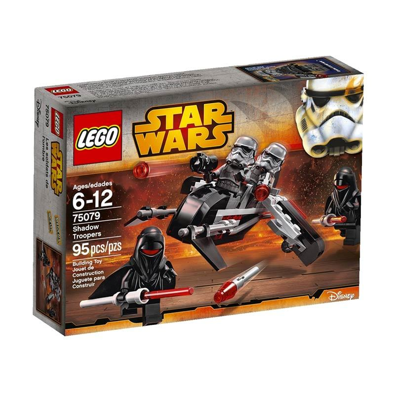 LEGO Shadow Troopers 75079 Mainan Anak