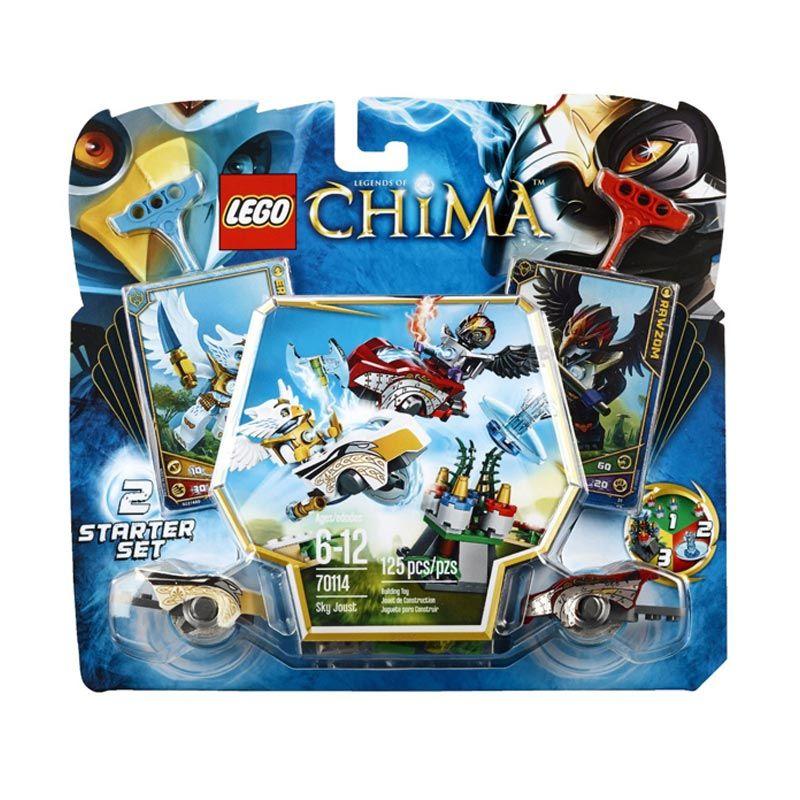 LEGO Sky Joust L70114 Mainan Blok dan Puzzle