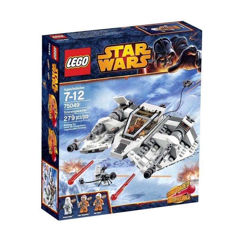 Lego Snowspeeder 75049 Mainan Anak