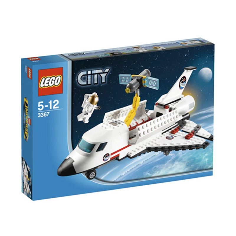 LEGO Space Shuttle 3367 Mainan Anak