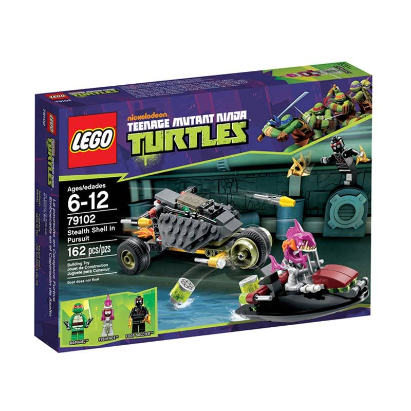 Lego Stealth Shell in Pursuit L79102 Mainan Anak
