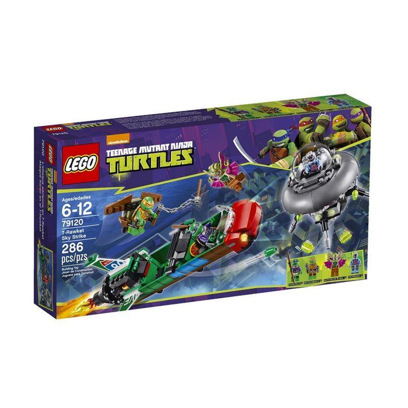 Lego T-Rawket Sky Strike 79120 Mainan Blok dan Puzzle
