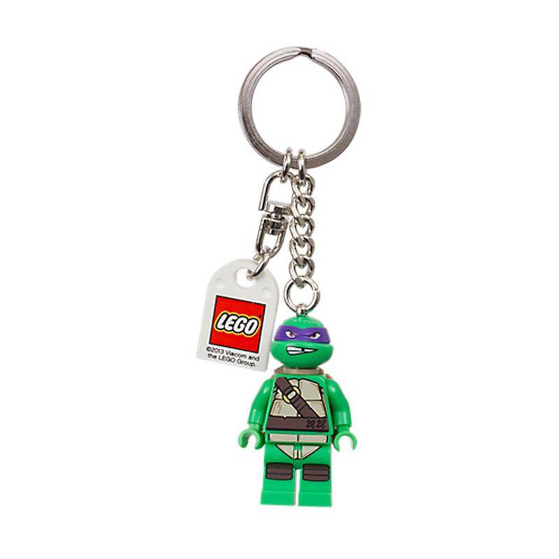 Lego Teenage Mutant Ninja Turtles Donatello 850646 Gantungan Kunci