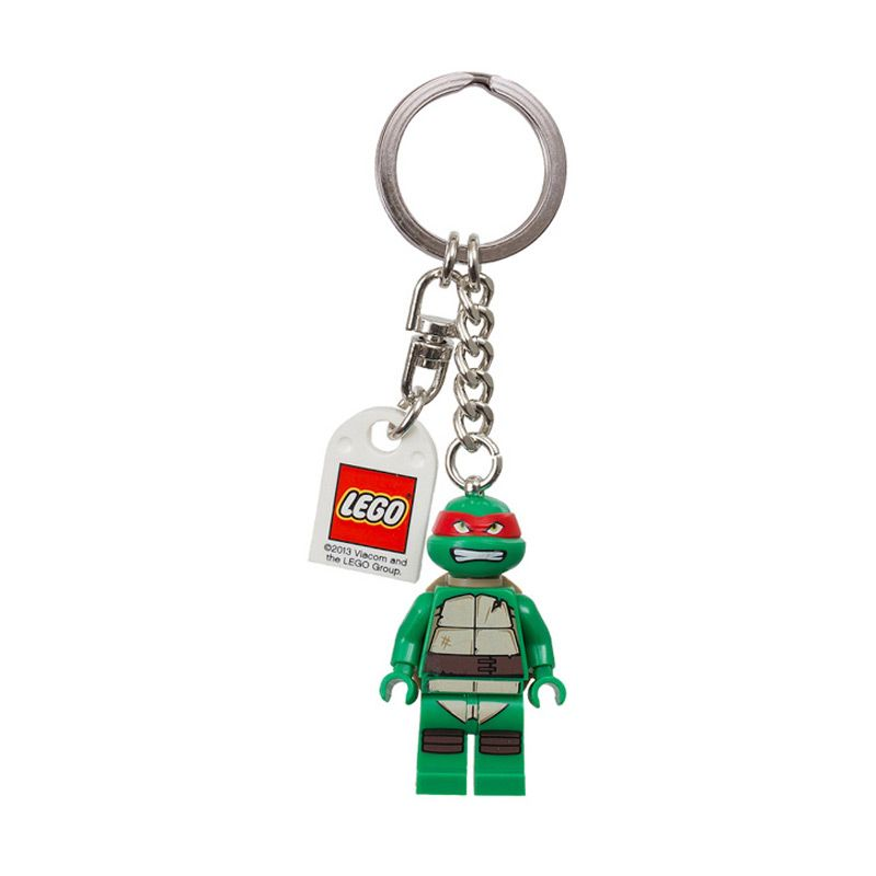 Lego Teenage Mutant Ninja Turtles Raphael 850656 Gantungan Kunci
