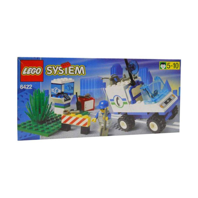LEGO Telephone Repair 6422 Mainan Anak