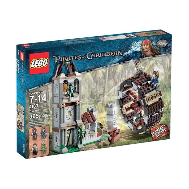 LEGO The Mill 4183 Mainan Anak