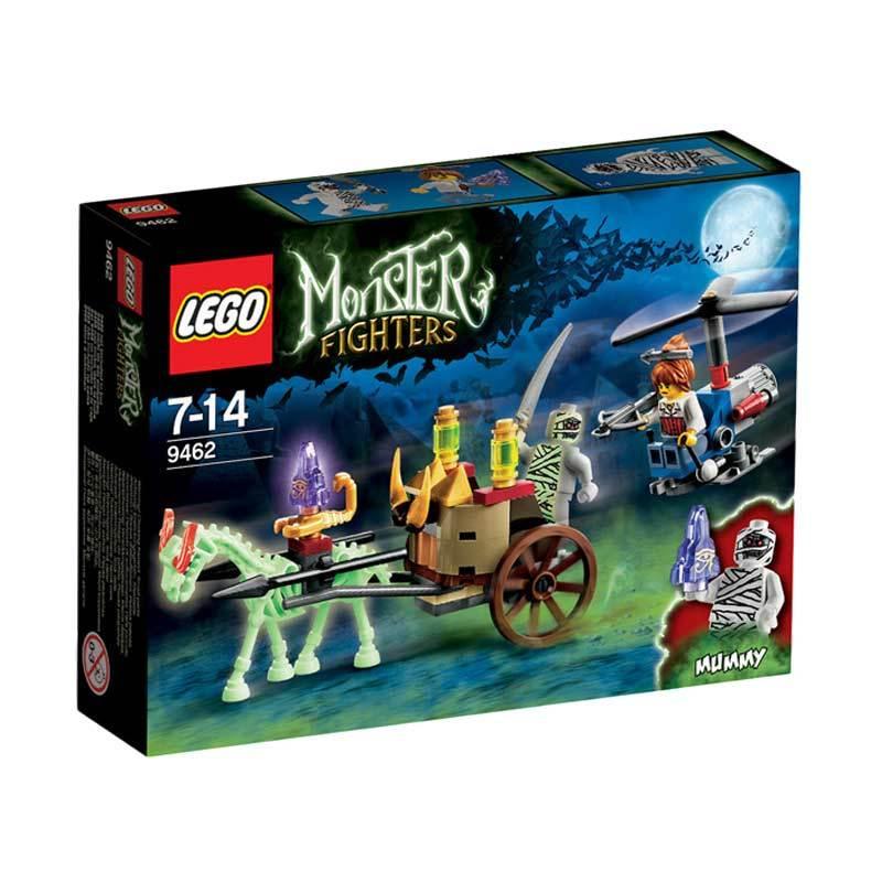Lego The Mummy 9462 Mainan Anak