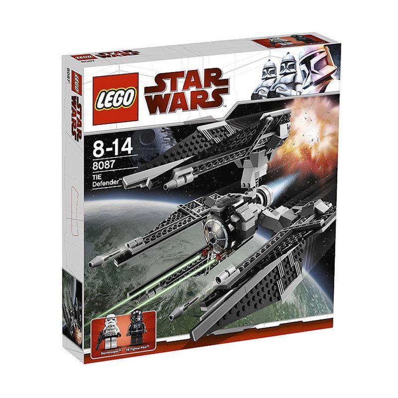 Lego TIE Defender 8087 Mainan Blok dan Puzzle