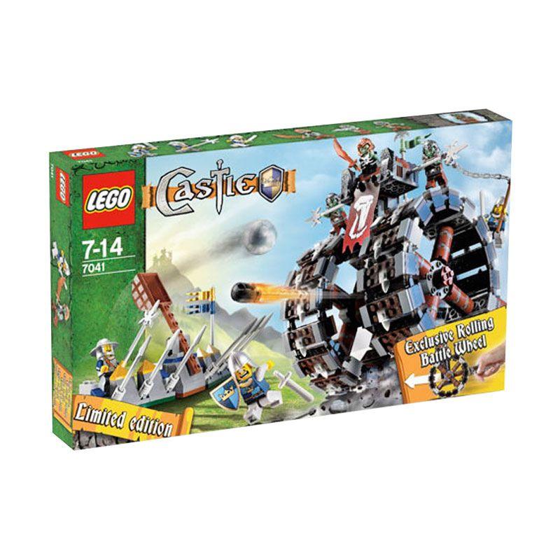 LEGO Troll Battle Wheel 7041 Mainan Anak