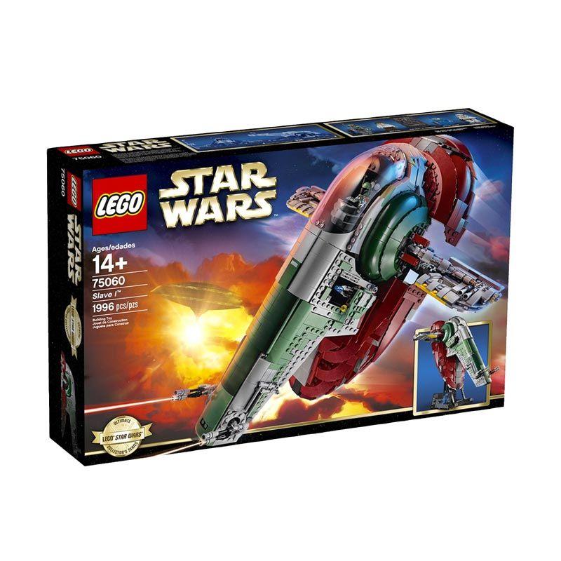 LEGO UCS Slave I 75060 Mainan Blok dan Puzzle
