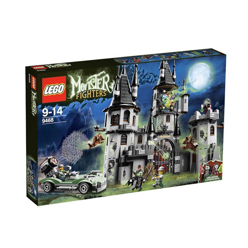 Lego Vampyre Castle 9468 Mainan Anak