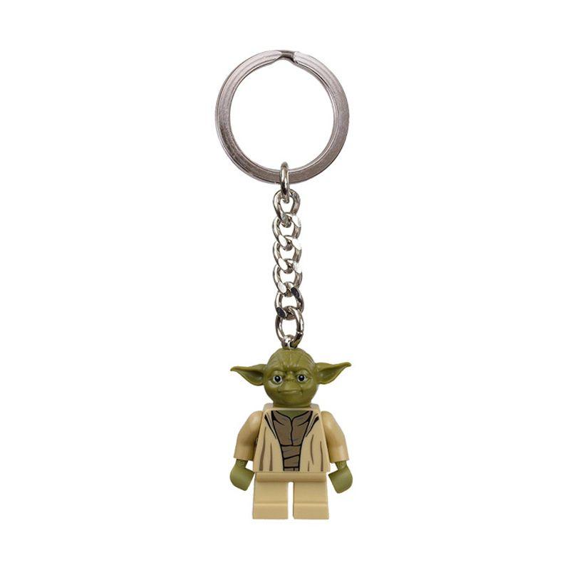 LEGO Yoda 853449 Gantungan Kunci