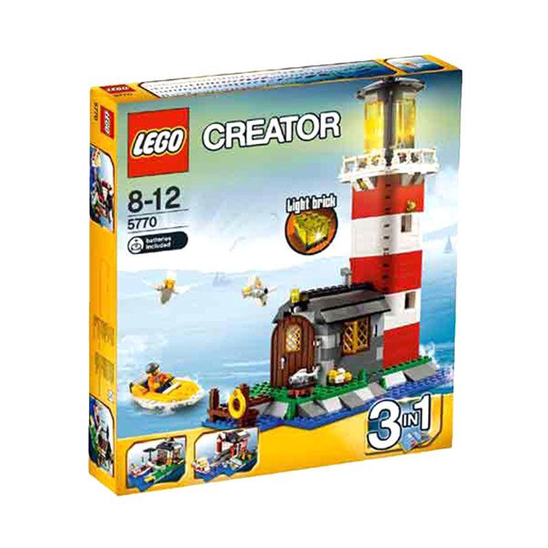 LEGO Lighthouse Island 5770 Mainan Anak