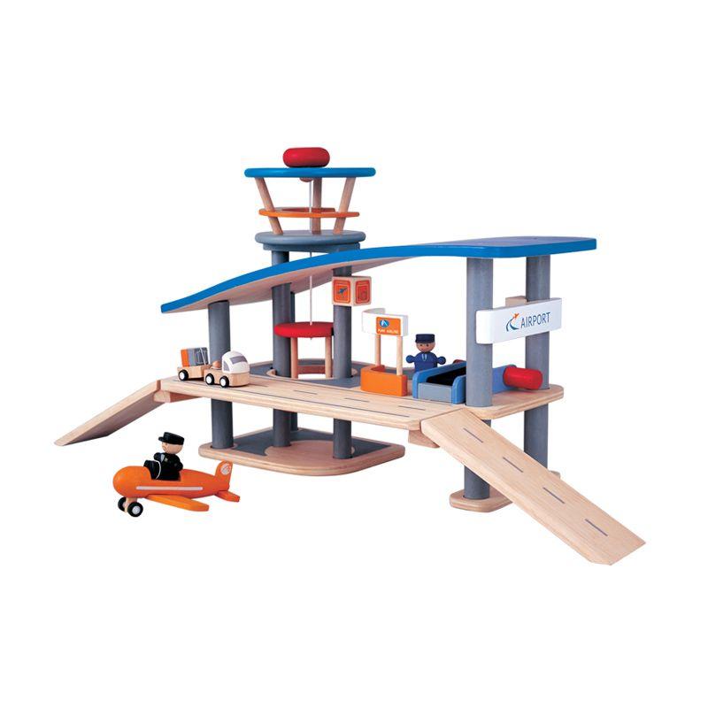 Plan Toys Airport PT6226 Mainan Anak