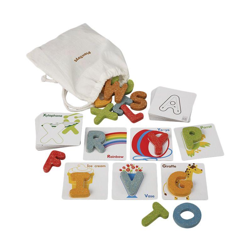 Plan Toys Alphabets AZ PT5168 Mainan Anak